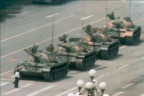 S. Teddy D. - 1989 - Tiananmen Square - China