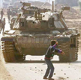 S. Teddy D. - 2000 - Second Intifada - Palestine