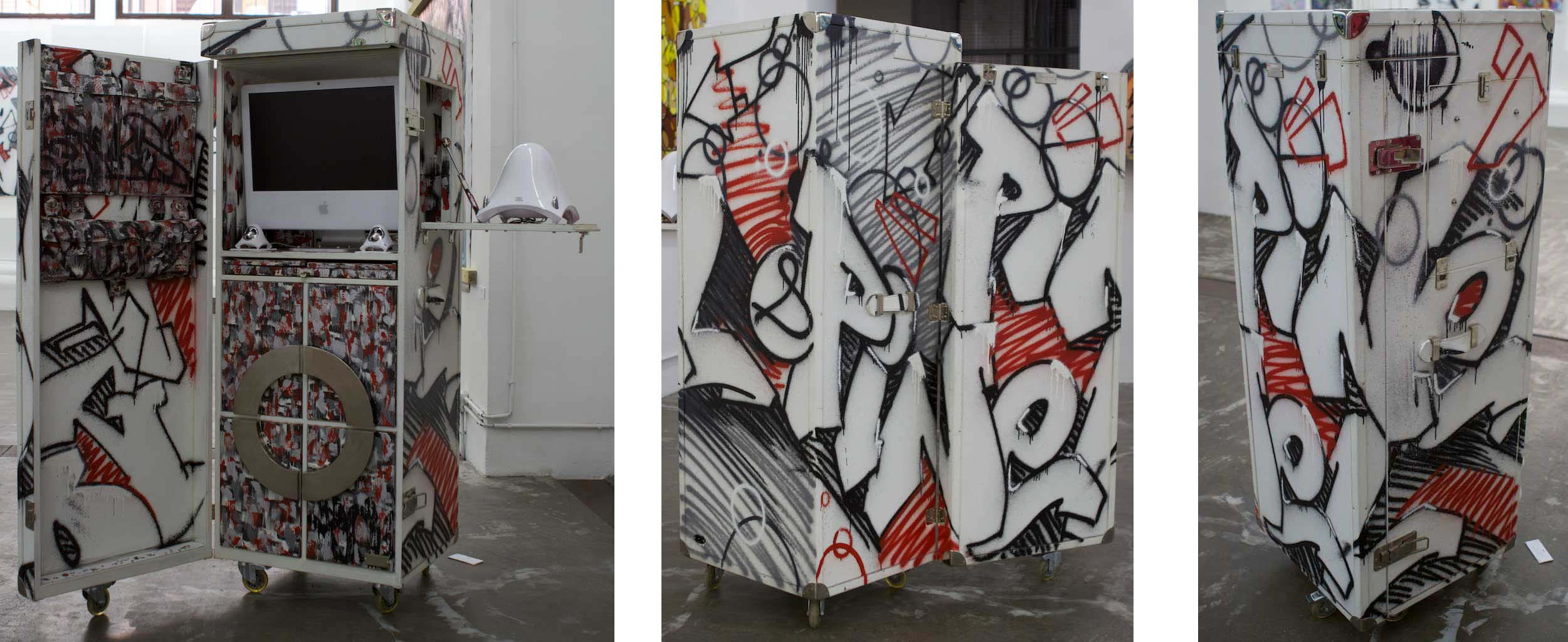 Pinel & Pinel, Kongo et Colorz - I-Trunk - 2011